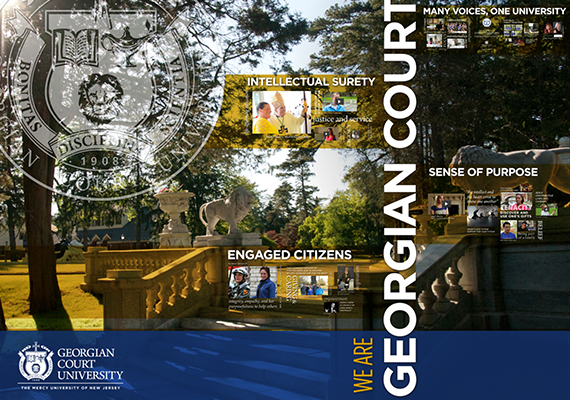 Georgian Court University - Brand Development Presentation