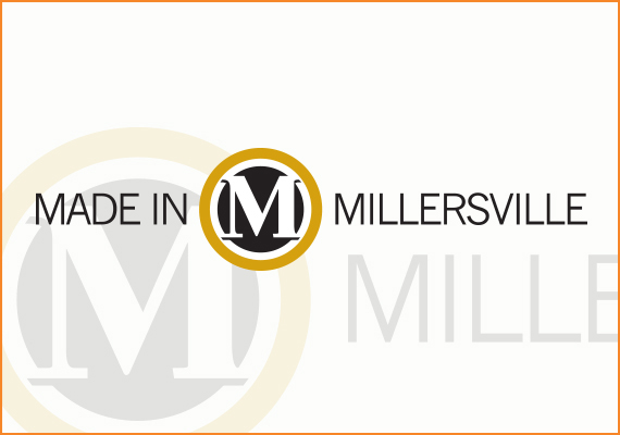 Originally created for use in Recruitment Admissions marketing, this logo was adopted by all constituencies at Millersville as an alternative identity mark for the overall Millersville brand.